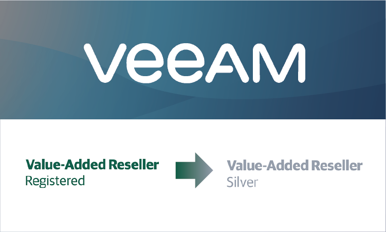 Certification Silver Veeam